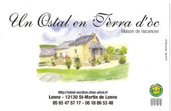 Gite aveyron ostal occitan g te de charme en aveyron for Location gite avec piscine aveyron